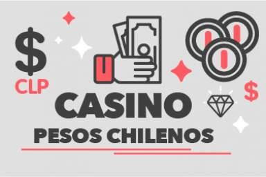 Casino online pesos chilenos: ¡juega con la moneda local!
