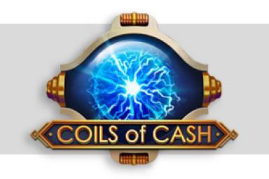 Coils of Cash™ de Play N' GO es electrizante