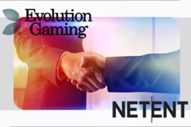 Evolution Gaming ofrece comprar a NetEnt en un acuerdo histórico