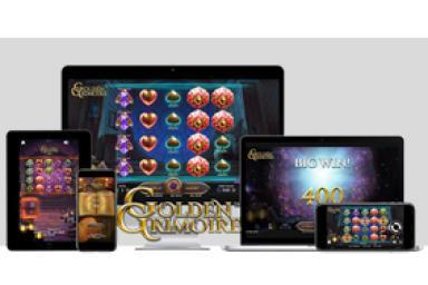 Golden Grimoire™: Premios colosales en la tragamonedas de NetEnt