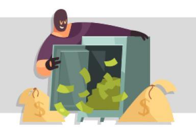 Aquella vez que un hombre fue a robar un banco para seguir apostando