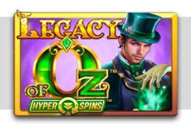 Legacy of Oz™: tragamonedas mágica de Triple Edge Studios en Chile