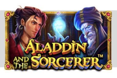 Descubre Aladdin and the Sorcerer™ lo nuevo de Pragmatic Play