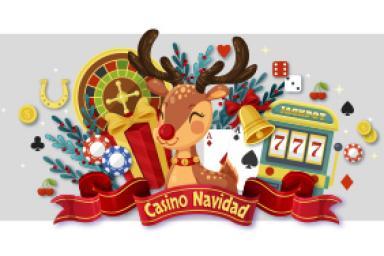 4 razones por las que jugar en el casino es una buena idea en Navidad