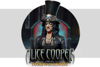 Alice Cooper and the Tome of Madness de Play N' GO