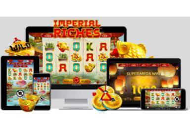 Diviértete jugando al último título de NetEnt Imperial Riches Slot™