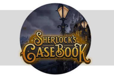 Acompaña al detective más grande la historia en el nuevo juego Sherlock's Casebook™ de 1x2 Gaming