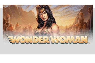 Wonder Woman™ de Playetch: Una maravilla de premios y bonos gratis