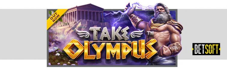 Take Olympus™