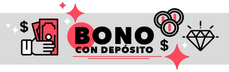 Bono con deposito