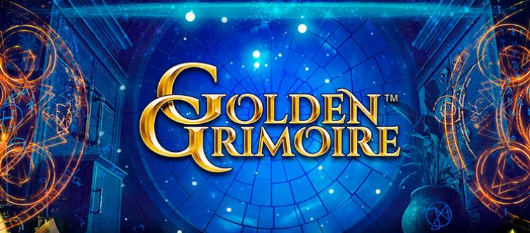 Golden Grimoire NetEnt
