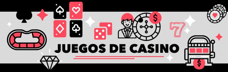 Juegos De Casino Mejores Juegos De Casino Online Bonos De 400