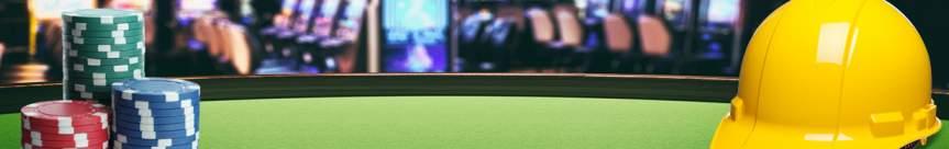 Casco en casino